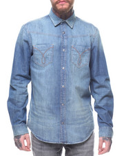 winter-2017-mens - L/S OMEGA DENIM SHIRT-2165698
