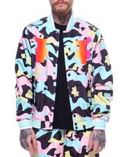 Outerwear - NEW MULTI CAMO VARSITY