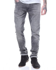 Calvin Klein - 5 POCKET DELANCY GREY  SLIM FIT JEAN