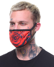 Accessories - Blanqface Rose Mask