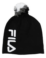 Hats - Mens Knit Pom Pom Beanie