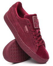 Sneakers - Suede Classic Velvet Wn's Sneakers