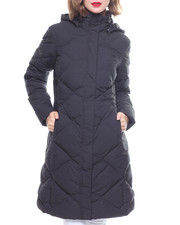 Womens New Years Eve Outfits - Miss Metro Parka