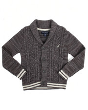 Nautica - Cardigan Sweater (4-7)