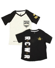 Rocawear - S/S Jersey Tees (4-7)