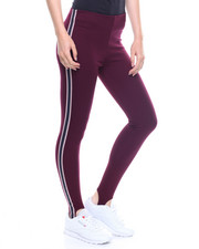 Fashion Lab - Tapered Side Legging Stripe-2167303