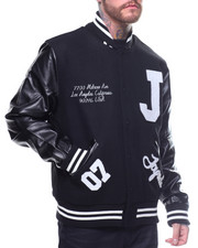 Joyrich - Oversized Melton Jacket-2162893