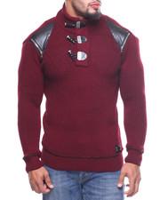 Buyers Picks - L/S Toggle Sweater (B&T)