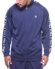 Track Jackets - Tag Tricot Jacket (B&T)-2168318