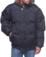 Heavy Coats - Summit Fur Hooded Puffer Jacket (B&T)