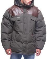 Heavy Coats - Beef Cake Jacket (B&T)