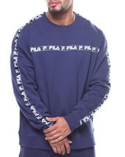 Pullover Sweatshirts - Tag Fleece Crew Neck Sweater (B&T)