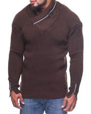 Buyers Picks - L/S Mock Neck Sweater (B&T)