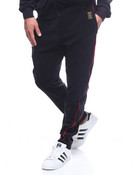 Velour Piping Joggers