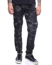 Jeans & Pants - Printed Patterns Twill Pants-2167499