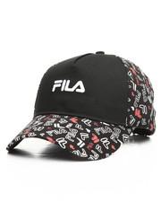 Fila - All Over Logo Print Hat-2167189