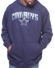 NBA, MLB, NFL Gear - L/S Dallas Cowboys Hoodie (B&T)