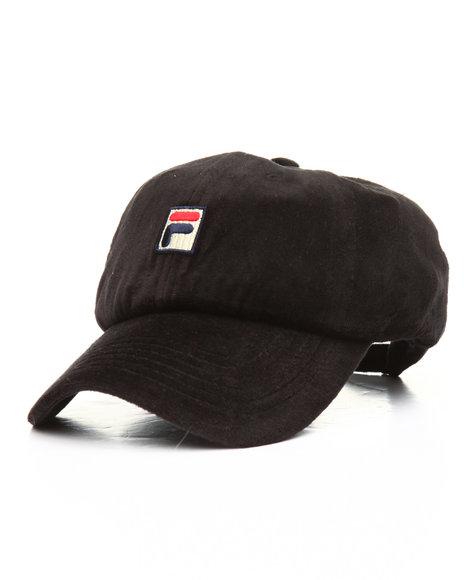Fila - Heritage Velour Unisex Dad Hat