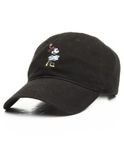 Men - Minnie Mouse Embroidered Dad Cap