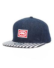 Hats - Denim Snapback Hat
