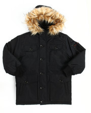 Outerwear - Memory Jacket With Heavy Coating (8-20)