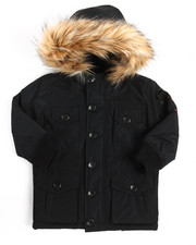 Outerwear - Memory Jacket With Heavy Coating (4-7)