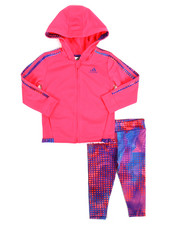 Girls - Colors Ignite Tricot Set (2T-4T)