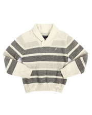 Nautica - Shawl Collar Sweater (4-7)