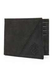 Accessories - Bi-Fold Embossed Logo Wallet