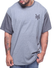 Zoo York - S/S Perfecto Henley Tee (B&T)