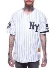 Buyers Picks - NEW YORK PINSTRIPE BASEBALL JERSEY