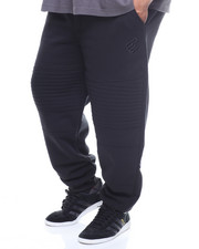 Sweatpants - Cut Moto Jogger (B&T)