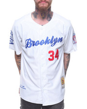 Buyers Picks - BROOKLYN 34 BASEBALL JERSEY