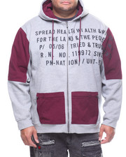 Outerwear - L/S Full Zip Hoodie (B&T)