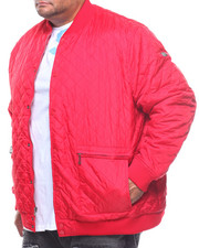 Outerwear - Quilted Bomber Jacket (B&T)