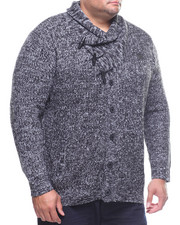 Parish - Shawl Toggle Sweater (B&T)