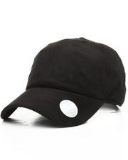 Hats - Suede Ball Cap