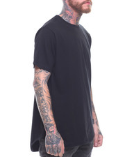 BLVCK - S/S SCALLOP TEE-2169118