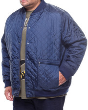Parish - Quilted Bomber Jacket (B&T)