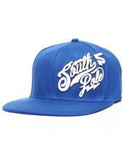 Hats - Boys Flat Brim Snapback Hat
