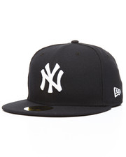 NBA, MLB, NFL Gear - Authentic Collection Yankees 59Fifty Fitted Cap