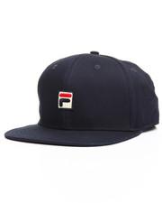 Men - Heritage Patch Logo Snapback Hat