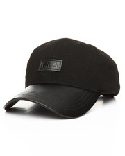 Hats - PU Brim Snapback Hat