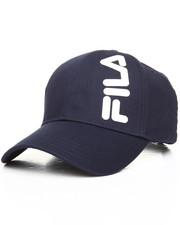 Fila - Fila Logo Strapback Hat-2168777