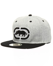 Ecko - Heather Contrast Visor Snapback Hat