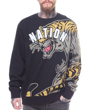 Parish - Tiger Crewneck Sweatshirt