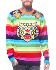 Men - Rainbow Tiger SWEATER
