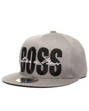 Men - Like A Boss Snapback Hat