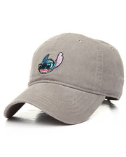 Stitch Embroidered Washed Dad Cap