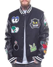 Outerwear - Character Varsity Jacket